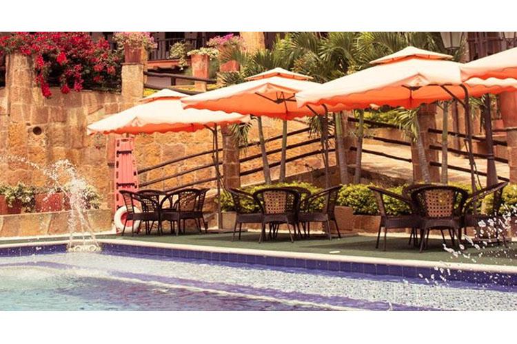 Terrace - Hotel Hicasua - Barichara