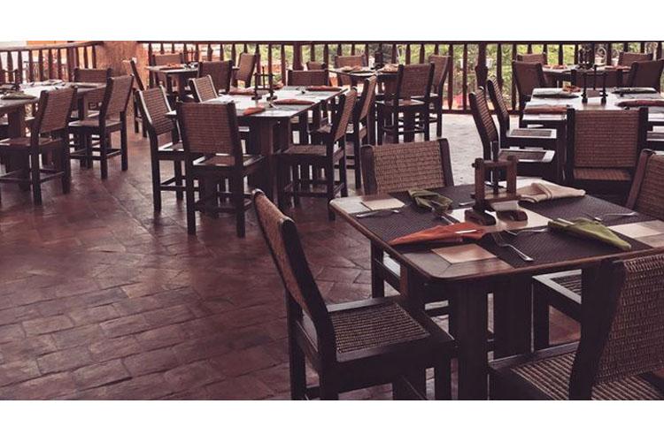 Dining Room - Hotel Hicasua - Barichara