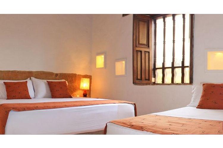 Triple Room - Hotel Hicasua - Barichara