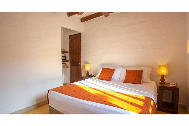Double Room - Hotel Hicasua - Barichara