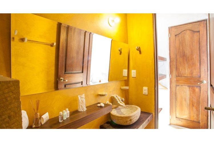 Bathroom - Hotel Hicasua - Barichara