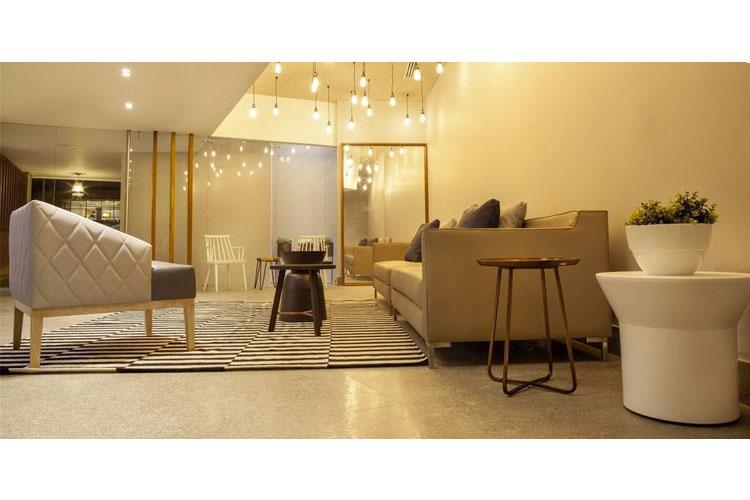 Lounge - San Lázaro Art Style Hotel - Cartagena