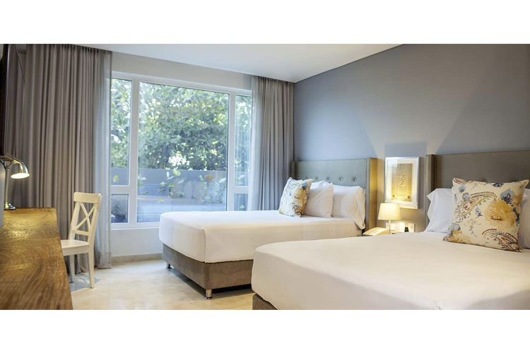 Double Room - San Lázaro Art Style Hotel - Cartagena