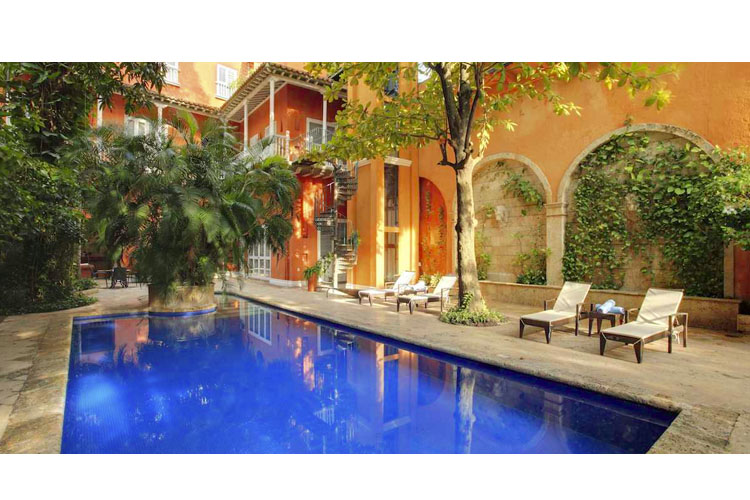 Casa pestagua hotel boutique ein boutiquehotel in cartagena for Great little hotels