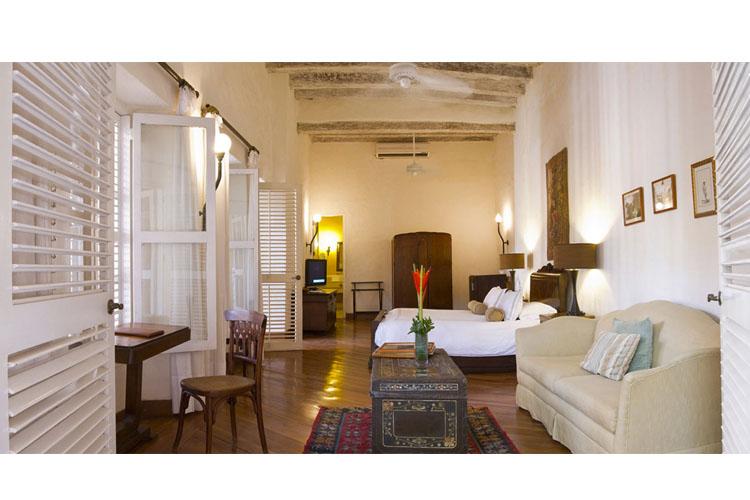Casa pestagua hotel boutique ein boutiquehotel in cartagena for Was ist ein boutique hotel