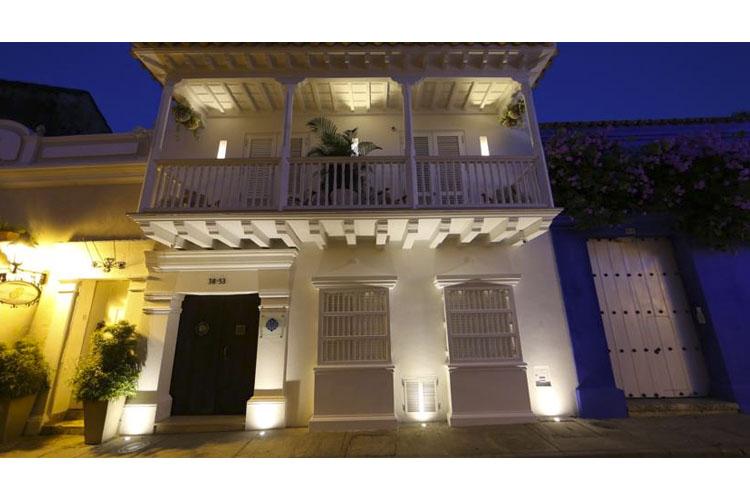 Facade - Casa la Cartujita - Cartagena