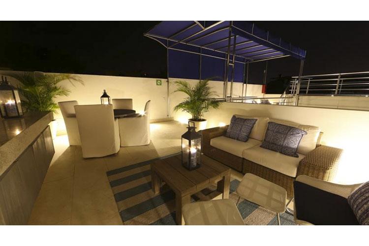 Lounge - Casa la Cartujita - Cartagena