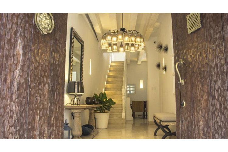 Interior - Casa la Cartujita - Cartagena