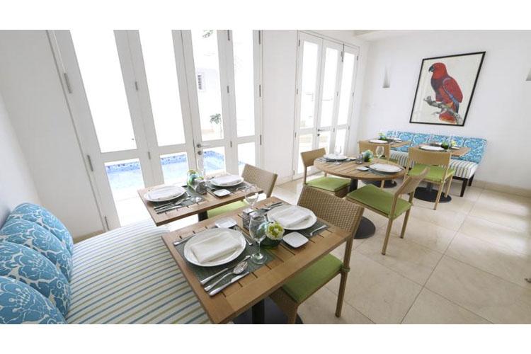 Dining Room - Casa la Cartujita - Cartagena