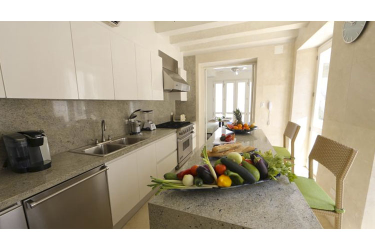 Kitchen - Casa la Cartujita - Cartagena