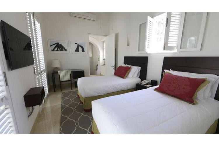 Twin Room - Casa la Cartujita - Cartagena