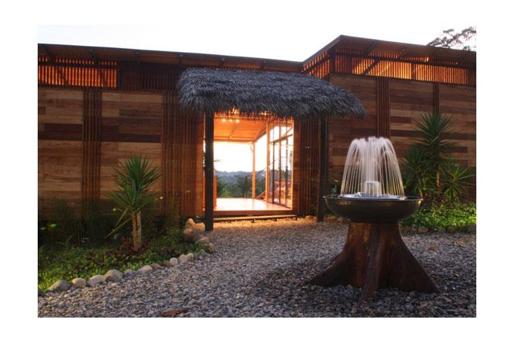 Exterior - Hamadryade Lodge - Puerto Misahuallí
