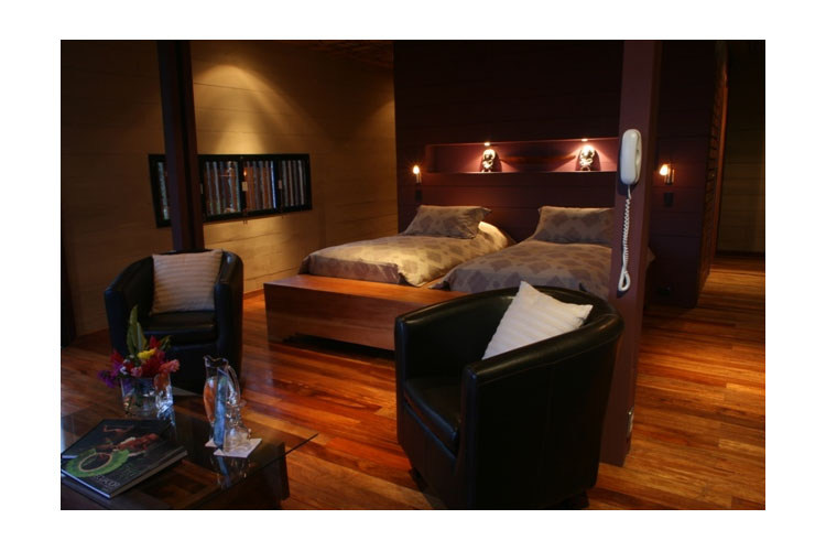 Twin Room - Hamadryade Lodge - Puerto Misahuallí