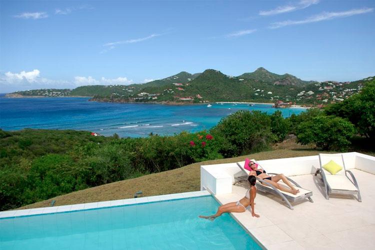 Best Island Beaches For Partying Mykonos St Barts: Les Ilets De La Plage, A Boutique Hotel In Saint Barthélemy