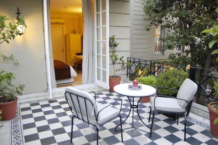 Hotel boutique le reve ein boutiquehotel in santiago de chile for Le reve boutique hotel suites