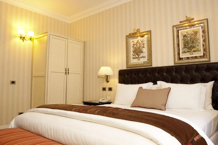 Hotel boutique le reve h tel boutique santiago de chile for Le reve boutique hotel suites