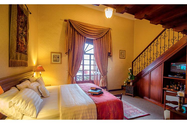 Triple Room - Hotel Boutique Santa Lucia - Cuenca
