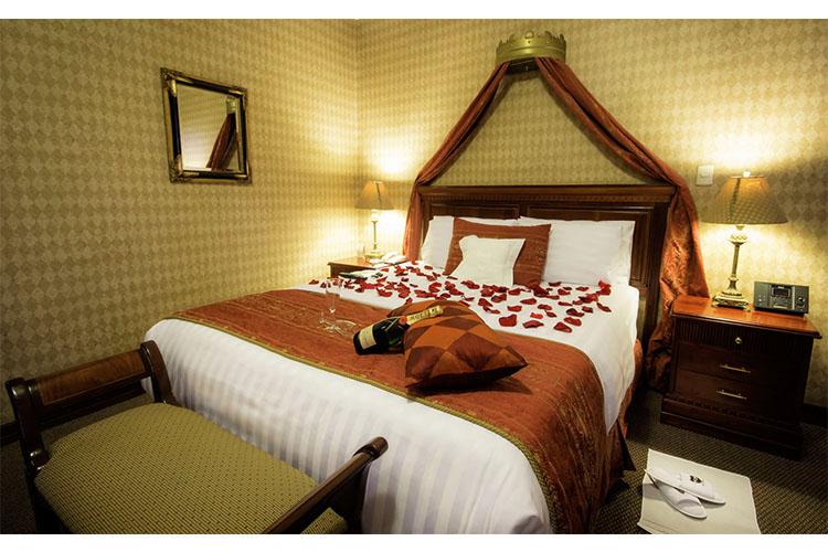Double Room - Hotel Boutique Santa Lucia - Cuenca