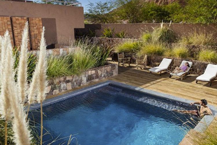 Pool - Alto Atacama Desert Lodge & Spa - San Pedro de Atacama