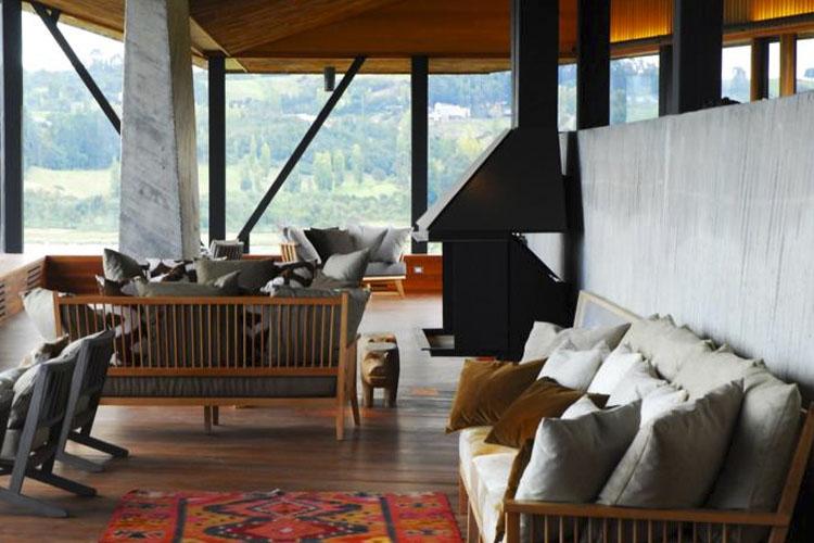 Lounge - Tierra Chiloe - Castro