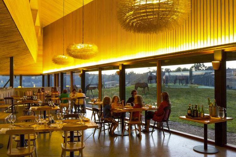Dining Room - Tierra Chiloe - Castro