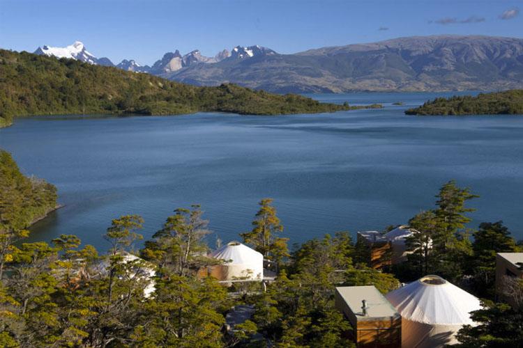 Exterior - Patagonia Camp - Torres del Paine