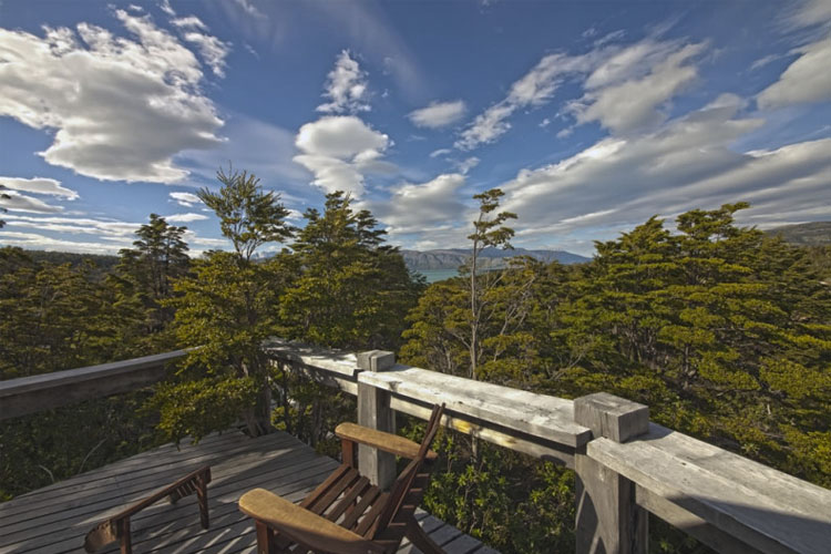 Balcony - Patagonia Camp - Torres del Paine