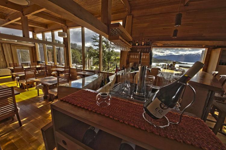 Dining Room - Patagonia Camp - Torres del Paine