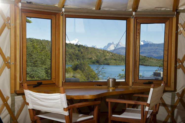 Double Room - Patagonia Camp - Torres del Paine