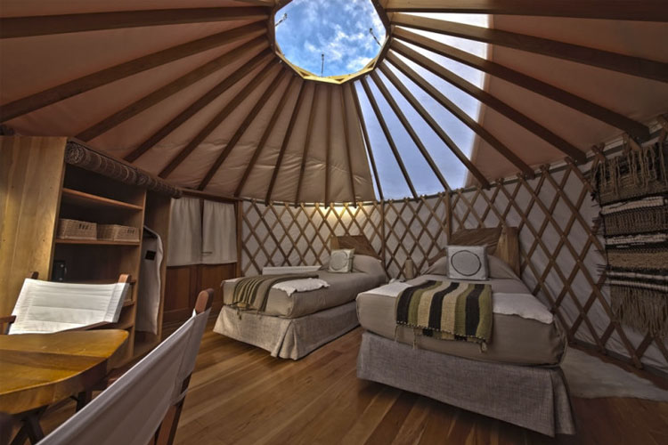 Twin Room - Patagonia Camp - Torres del Paine
