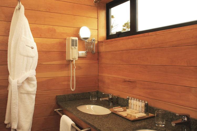 Bathroom - Patagonia Camp - Torres del Paine