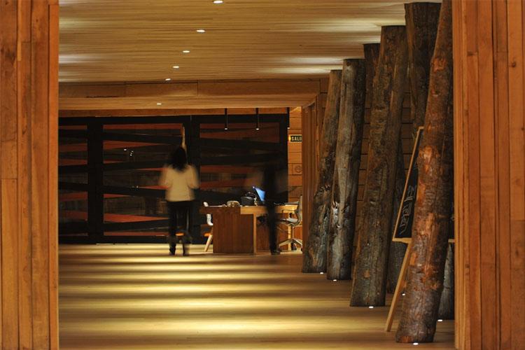 Reception - Tierra Patagonia Hotel & Spa - Torres del Paine