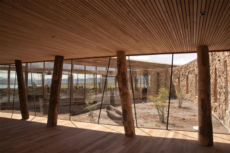 Interior - Tierra Patagonia Hotel & Spa - Torres del Paine