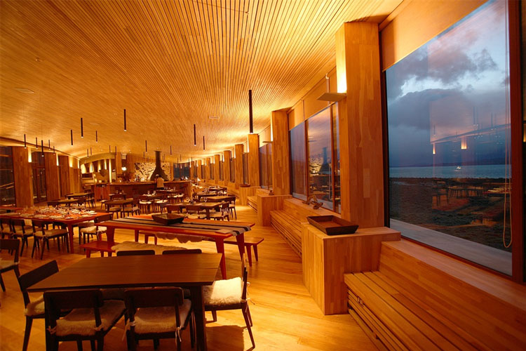 Dining Room - Tierra Patagonia Hotel & Spa - Torres del Paine