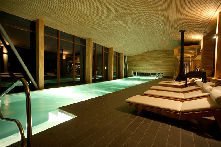 Wellness - Tierra Patagonia Hotel & Spa - Torres del Paine