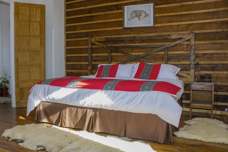 La Pesebrera Double Room - Hotel la Yegua Loca - Punta Arenas