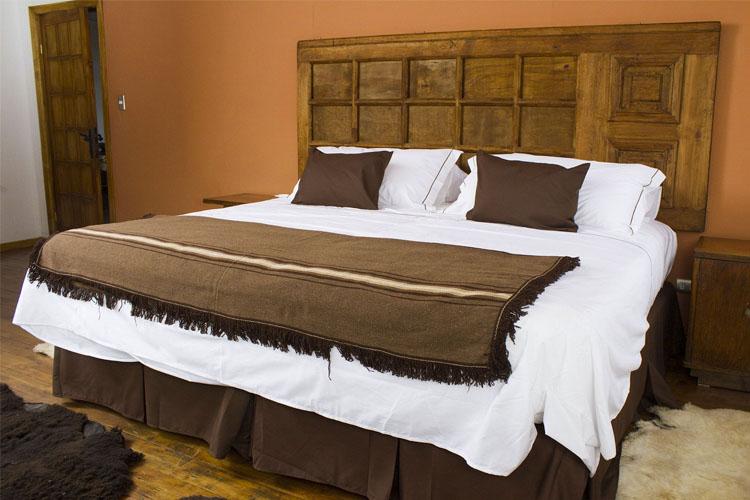El Carpintero Double Room - Hotel la Yegua Loca - Punta Arenas