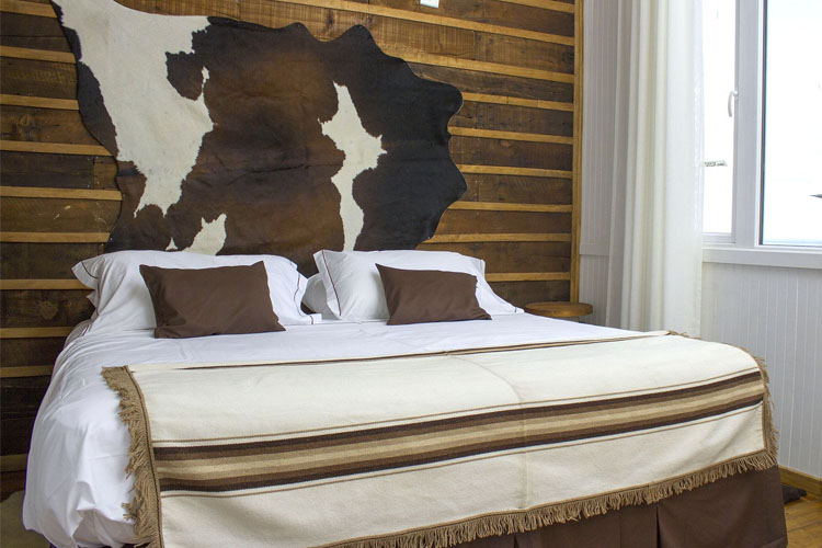 El Lechero Double Room - Hotel la Yegua Loca - Punta Arenas