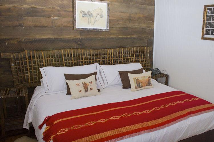 El Soguero Double Room - Hotel la Yegua Loca - Punta Arenas