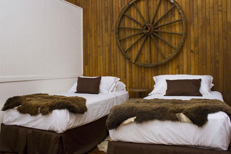 El Carrero Double Room - Hotel la Yegua Loca - Punta Arenas