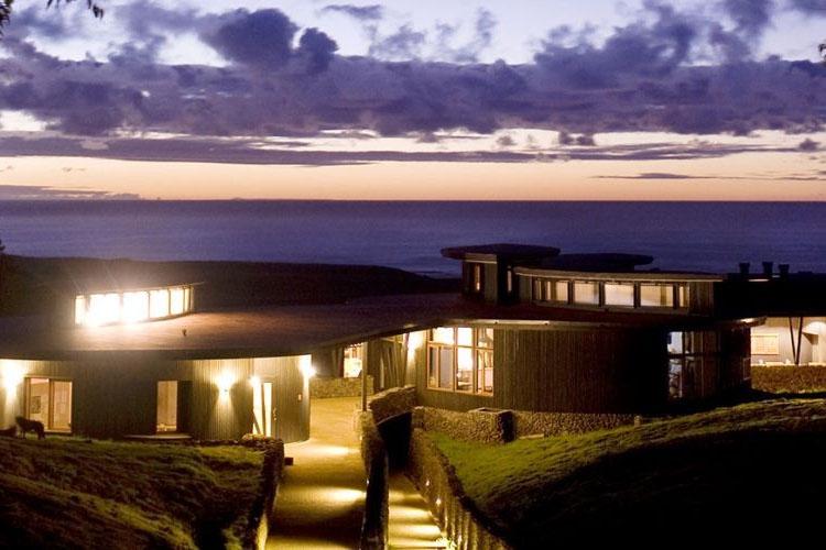 Exterior - Explora Rapa Nui - Easter Island