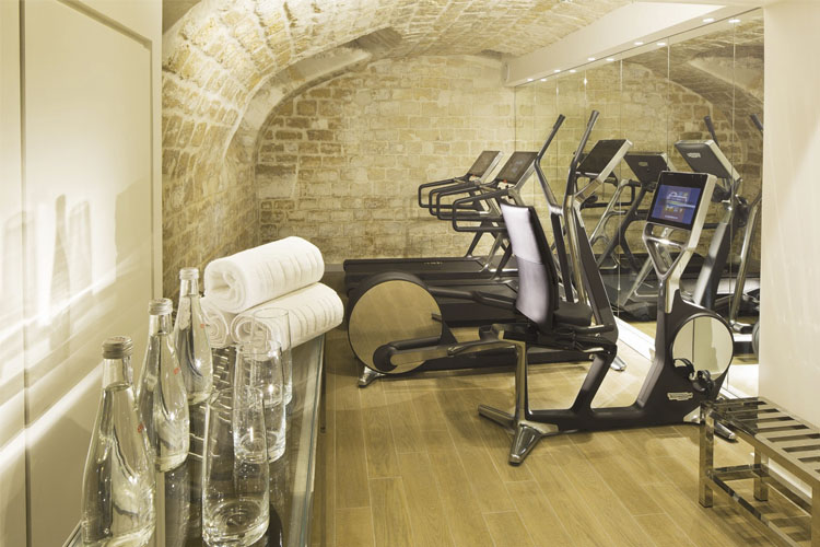 Gym - Hotel de Seze - Paris