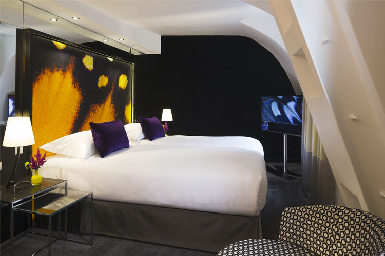 Superior Room - Hotel de Seze - Paris
