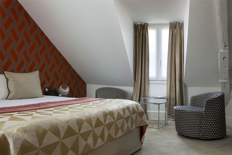 Executive Room - Hotel de Seze - Paris