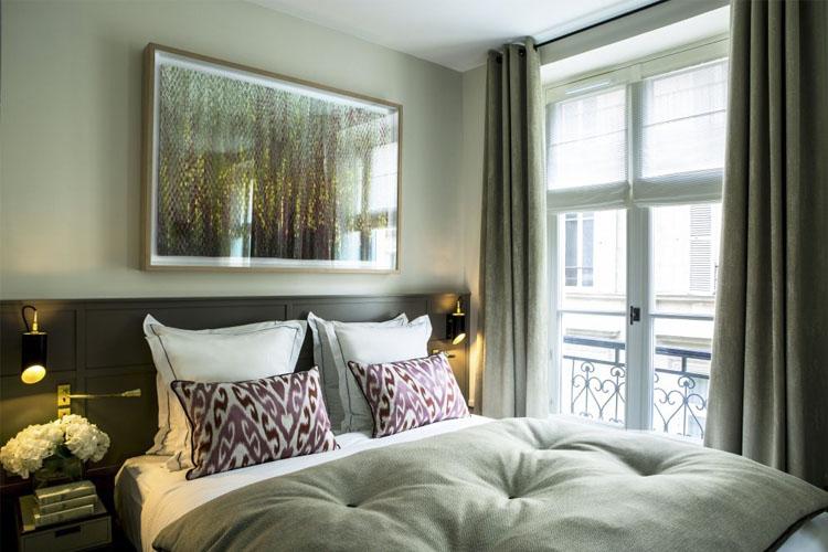 Hotel La Tamise  Rue D Alger  Paris