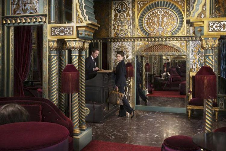 Reception - Maison Souquet - Paris