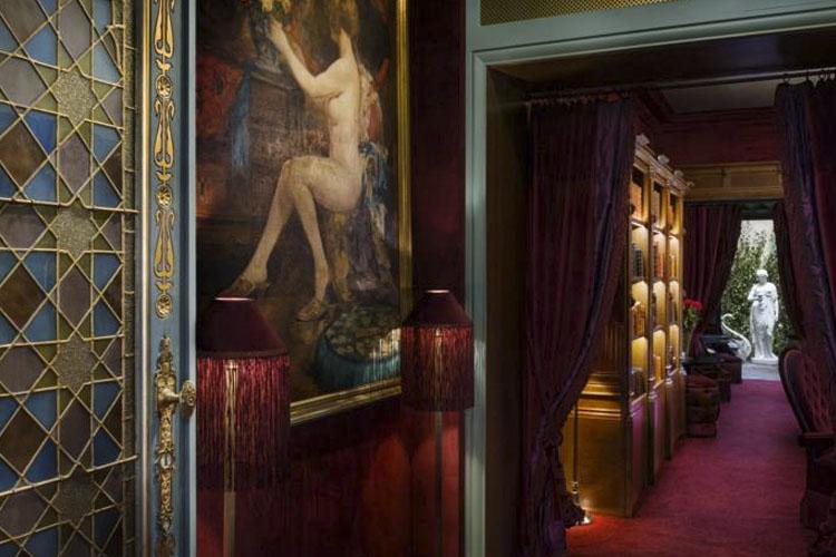 Interior - Maison Souquet - Paris