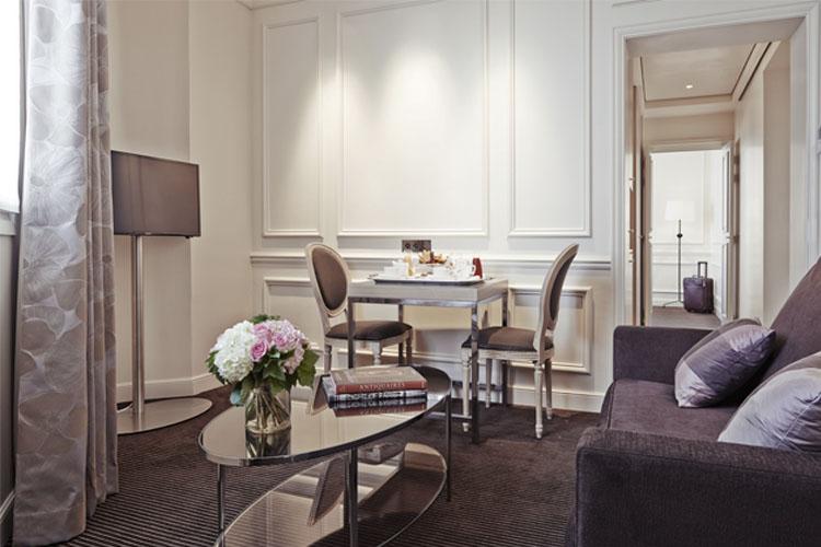 Grand hotel du palais royal a boutique hotel in paris - Grand hotel palais royal ...