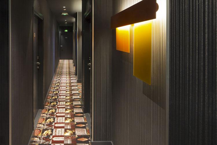 Corridor - Hotel Fabric - Paris