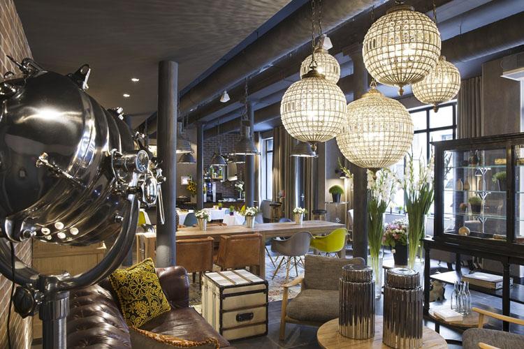 Dining Room - Hotel Fabric - Paris